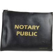 Large Notary Supplies Bag