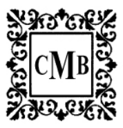 Self-Inking Square Monogram Stamp