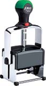 HM-6104/2 Two Color Self-Inking Custom Date Stamp