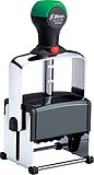 HM-6106/2 Two Color Self-Inking Custom Date Stamp