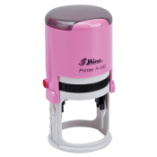 R-552PN - Self-Inking Pink Notary Stamp