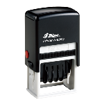 S-827D Self-Inking Custom Date Stamp