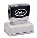 MaxLight Custom Pre-Inked Rubber Stamps, Custom Pre-Inked Rubber Stamps, Xstamper, Xstamper Pre-Inked Rubber Stamps